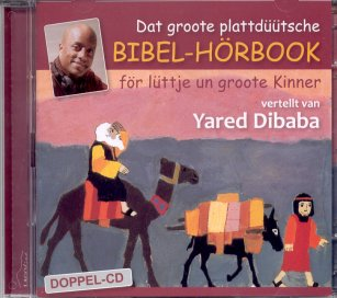 Dat groote plattdüütsche Bibel-Hörbook, 2 CDs