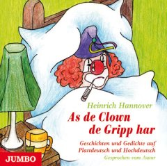 As de Clown de Gripp har (Lusterbook-CD)